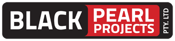 Black Pearl Projects Logo